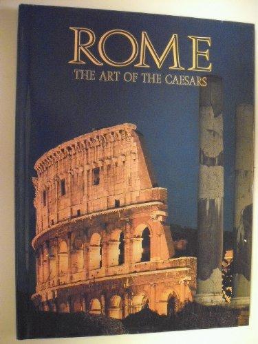 9788870571684: Roma. L'arte dei Cesari. Ediz. inglese