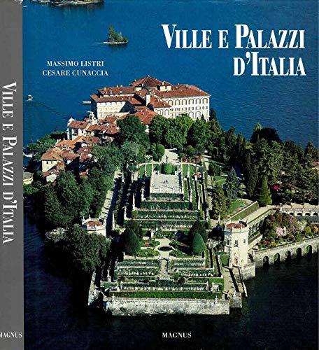 9788870571813: Ville e Palazzi d'Italia.