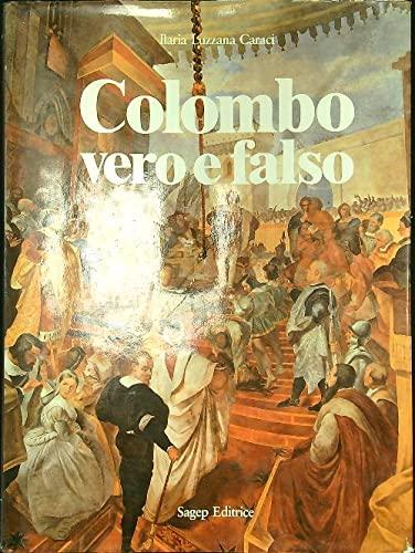 9788870583014: Colombo vero e falso: La costruzione delle historie fernandine (Italian Edition)