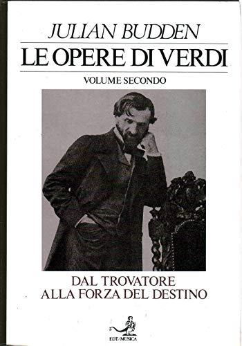 9788870630428: Le opere di Verdi: 2