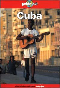 9788870634884: Lonely Planet: Cuba (Italian Edition)