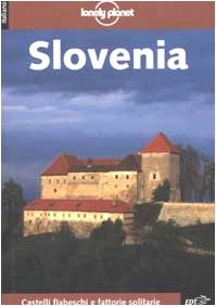 9788870636031: Lonely Planet: Slovenia (Italian Edition)