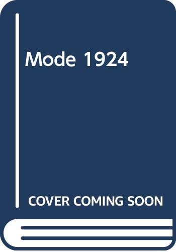 Mode 1924: Hageney, Wolfgang