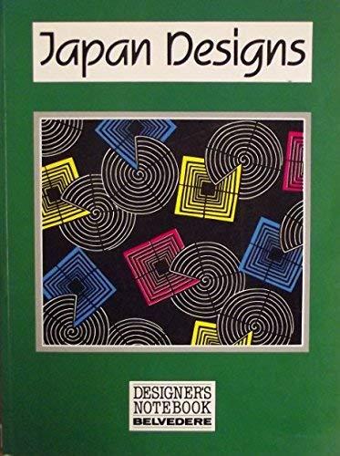 9788870700787: Japan Designs: 350 Designs from Kimono Motifs, Graphic, Floral, Geometric