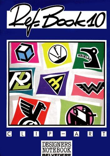 9788870701524: Ref-Book 10: Clip Art Selection of Symbols, Trademarks & Compose