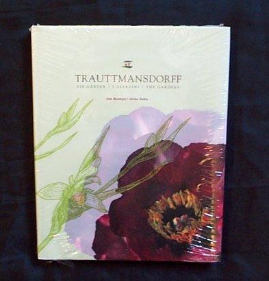 9788870733853: Trauttmansdorff: Die Garten / I Giardini / The Gardens ~ITALIAN LANGUAGE BOOK~