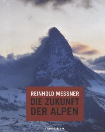 9788870734058: Zukunft der Alpen