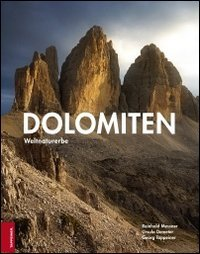 9788870735604: Dolomiten Weltnaturerbe