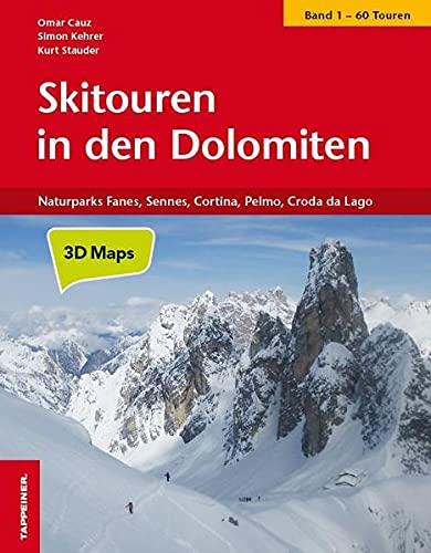 9788870737417: Skitouren in den Dolomiten
