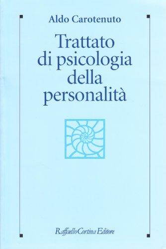 9788870781656: Trattato di psicologia della personalità e delle differenze individuali