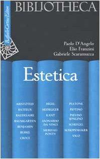 9788870787573: Estetica
