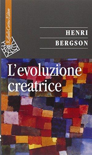 9788870787801: L'evoluzione creatrice