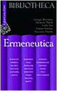 9788870788358: Ermeneutica