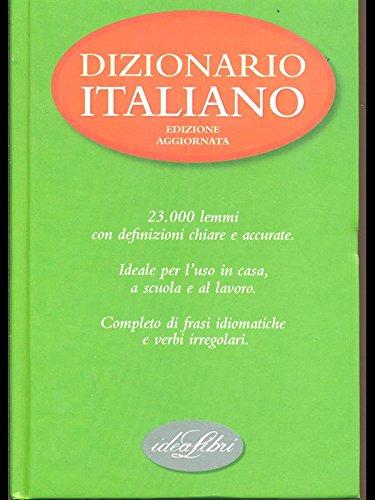 9788870828757: Dizionario Italiano