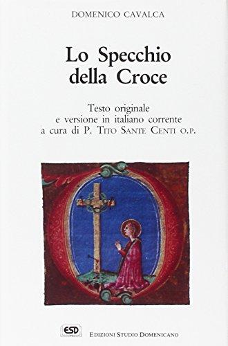 9788870941043: Lo specchio della croce