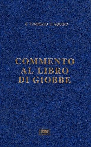 9788870941777: Commento al libro di Giobbe