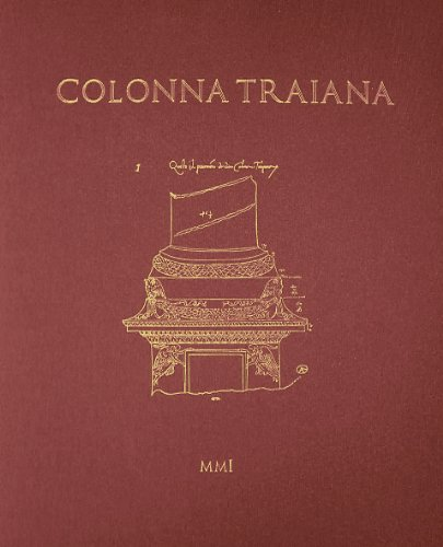 Colonna Traiana : Corpus Dei Disegni 1981-2001: Giangiacomo Martines