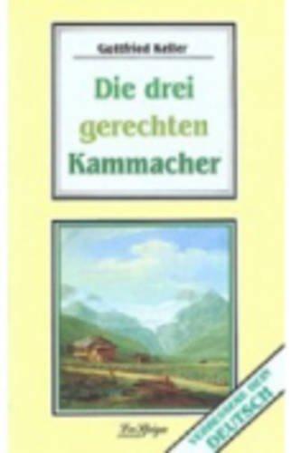 9788871000930: Drei gerechten Kammacher (Die): Die Drei Gerechten Kammacher (Verbessere dein deutsch)