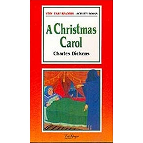 9788871004693: La Spiga Readers - Very Easy Readers (A1/A2): A Christmas Carol