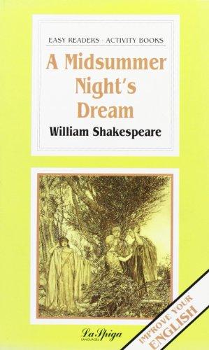 9788871006758: La Spiga Readers - Easy Readers (A2/B1): A Midsummer Night's Dream