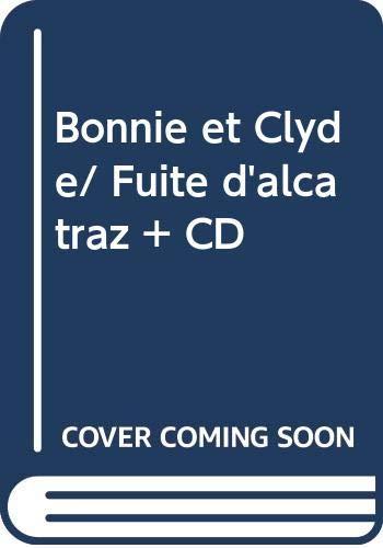 9788871009704: Bonnie ET Clyde/ Fuite D'Alcatraz + CD