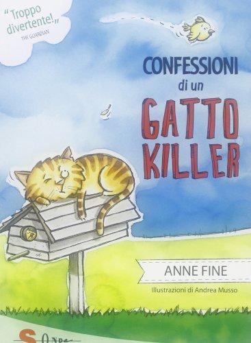 9788871066837: Confessioni di un gatto killer