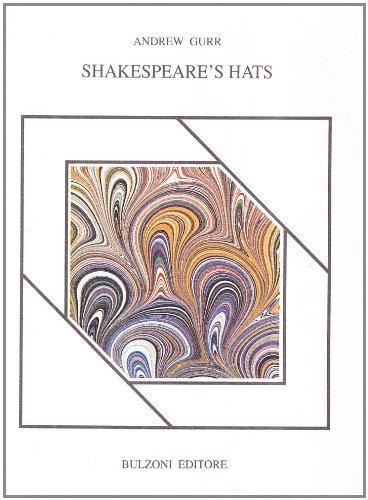 9788871195292: Shakespeare's hats