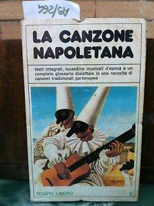 9788871240145: La canzone napoletana