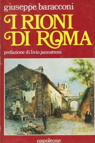 9788871240718: I rioni di Roma