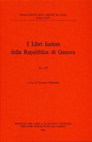 I libri iurium della Repubblica di Genova: E. Pallavicino