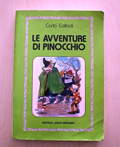 9788871340043: Le avventure di Pinocchio