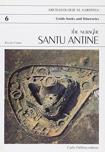 9788871381350: Il nuraghe Santu Antine