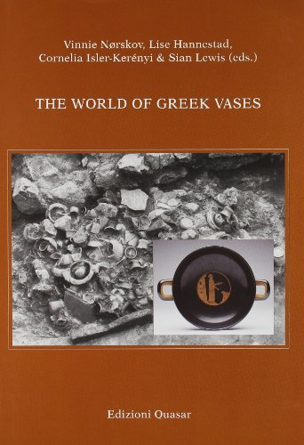 9788871404202: The World of Greek Vases.