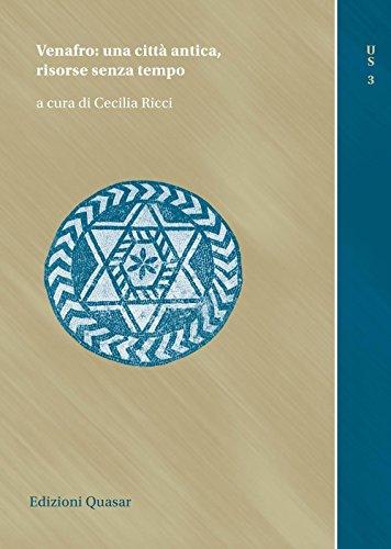 9788871406831: Venafrum città di Augusto. Tra coltura e cultura, topografia, archeologia e storia (Urbana species)