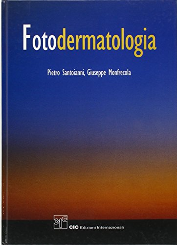 9788871415673: Fotodermatologia