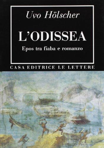 L'Odissea. Epos tra fiaba e romanzo.: Hoelscher,Uvo.
