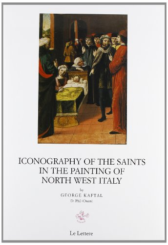 Iconography of the Saints in the Painting: George Kaftal