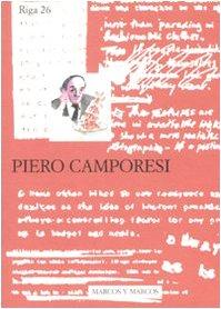 9788871684727: Piero Camporesi