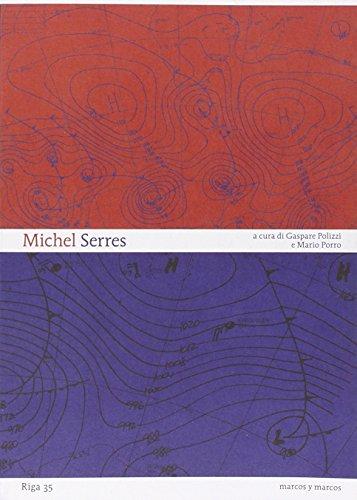 9788871686967: Michel Serres (Riga)