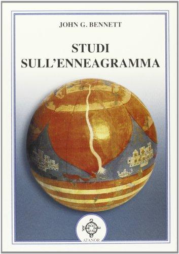 Studi sull'Enneagramma.: Bennet,John.G.