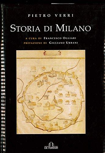 9788871725413: Storia di Milano