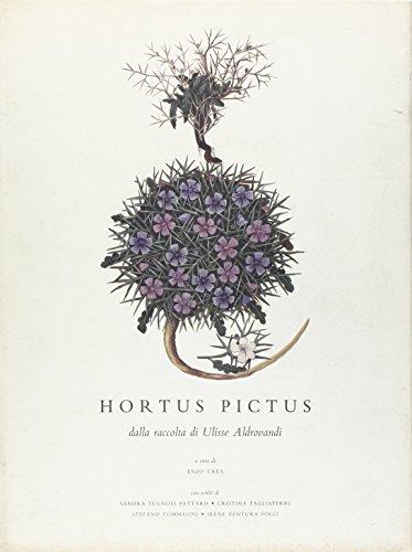 Hortus pictus. Dalla raccolta di Ulisse Aldrovandi.: --