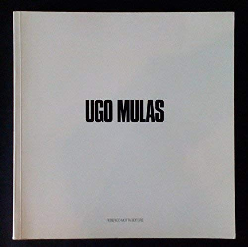 9788871790022: Ugo Mulas (Italian Edition)