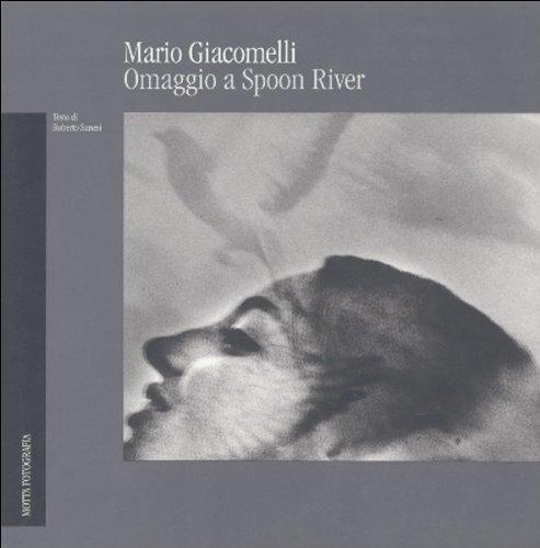 9788871790831: Mario Giacomelli. Omaggio a Spoon River