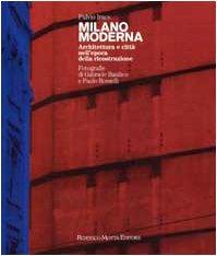9788871791128: Milano Moderna (Italian Edition)