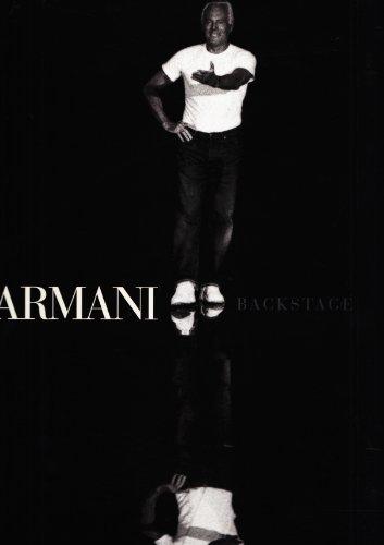 9788871793603: Armani Backstage