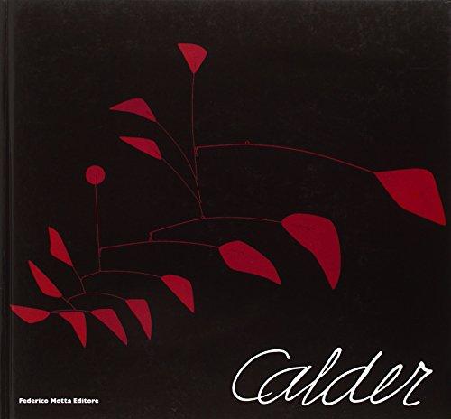 9788871795980: Calder Scultore Dell Aria