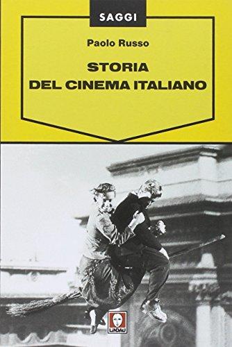 9788871806921: Storia del cinema italiano