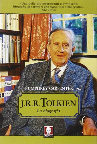 J. R. R. Tolkien. La biografia (8871808061) by Humphrey Carpenter