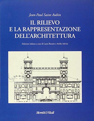 9788871861227: Rilievo e rappresentazione dell'architettura